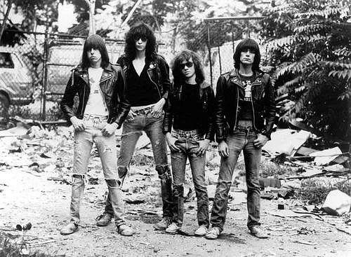 Punk Rock in the backyard. <3