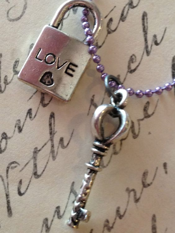 Wholesale Jewelry Necklace Key To My Heart by HASJewelsbyShannon