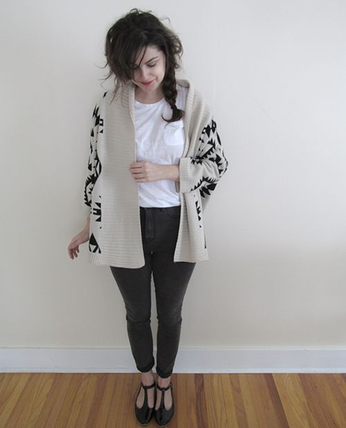 black and white #ootd #skinnyjeans