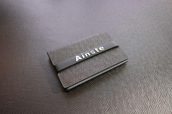Limited Edition RFID Ainste Evan wallet®