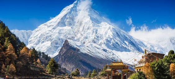 Nepal Reise: 14 Tage Trekking im Himalaya schon für 727€ inkl. Unterkünften, Inlandsflügen & Flügen mit Oman Air