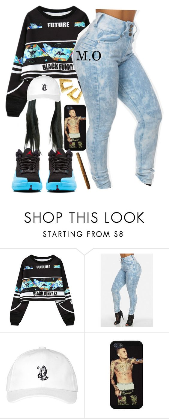 . by renipooh on Polyvore featuring October's Very Own and Retrò
