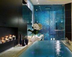 infinity bath rub