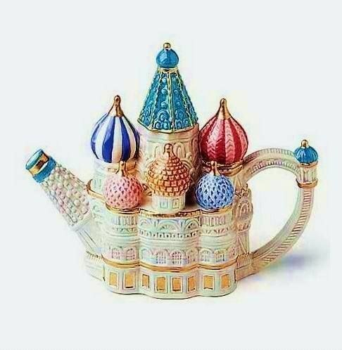Russian Teapots - Bing Images