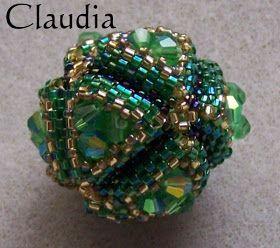 Alle meine Perlen: Galaxy Bead