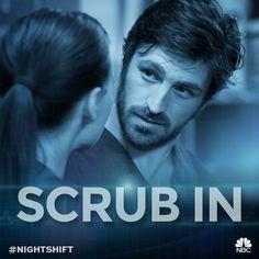 the night shift tc gets hurt - Google Search