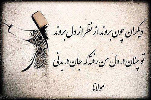 عکس پروفایل زیبا با شعرهای کوتاه زیبا عکس نوشته های شعر دار Persian Poem Calligraphy Persian Poetry Persian Quotes