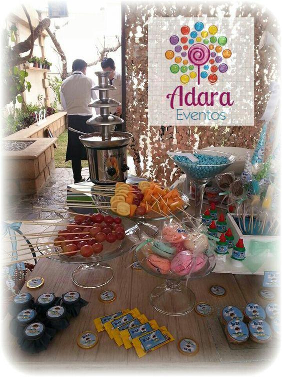 http://mesasdedulcesadara.wix.com/adara www.facebook.com/eventos1scary1candy1fuentes- Mesa de Dulces / Candy Bar / Postres / Flores/mesa/cajitas/Para fiestas/decoración/bolsas/adornos.