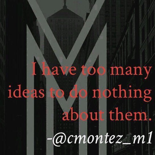 Good men have great ideas. Great men will take a good idea and make it a reality.  #LeadByBeingLed #ConquerThyself #OBTGOG #SenatorOfPR  #TGIF #Self #Motivation #Motivated #Marketing