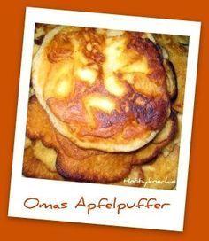 Das perfekte Omas Apfelpuffer-Rezept mit Bild und einfacher Schritt-für-Schritt-Anleitung: Äpfel schälen, entkernen und in kleine Würfel schneiden.  …
