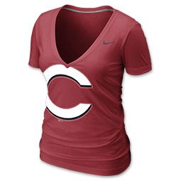 Nike #MLB Cincinnati Reds Women's Tee #FinishLine $34.00