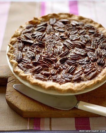 Breezing Through: Pecan Pie