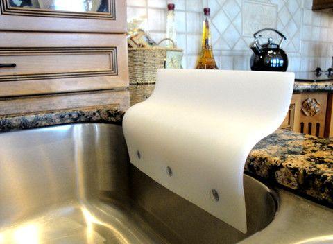 Splash Nomore Is A Creative Solution To Help Prevent That Awesome Kitchen Sink Backsplash Inspiration Design
