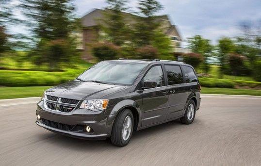 2014 Dodge Grand Caravan Sxt Review Notes Pricing Specs Photos