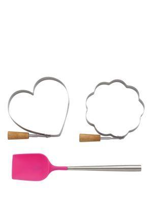 3 piece pancake set - kate spade new york