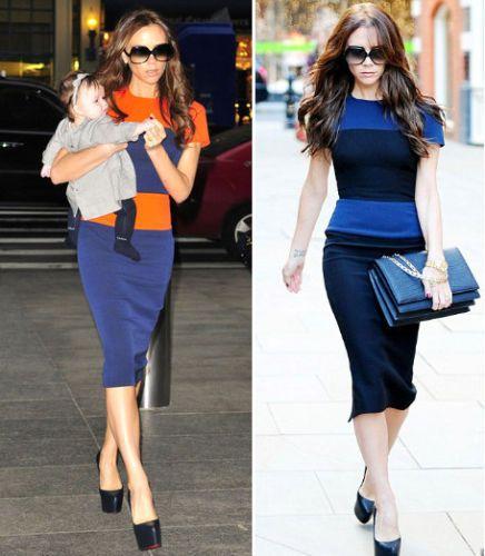 BEVERLY chic look pencil dress custom made celebrity wiggle | eBay