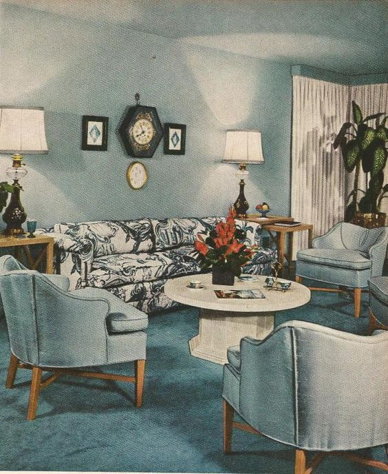 Vintage Home Decor Soul Of Home: Vintage House Plans, Vintage Houses And Mid Century