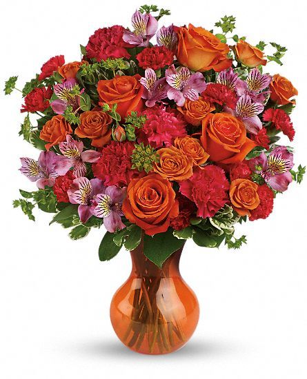 Teleflora's Fancy Free Bouquet Flowers