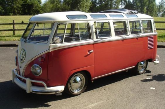 Volkswagen t1 microbus deluxe samba 23 ventanas 1959 for 1959 23 window vw bus for sale