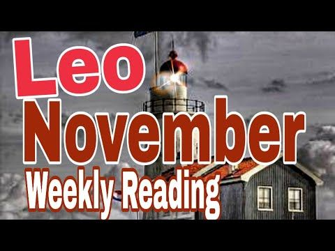 Leo Lucky Streaks All Around Emotional And Material Stability November Psychic Tarot Card Reading Reading Tarot Cards Card Reading How To Express Feelings