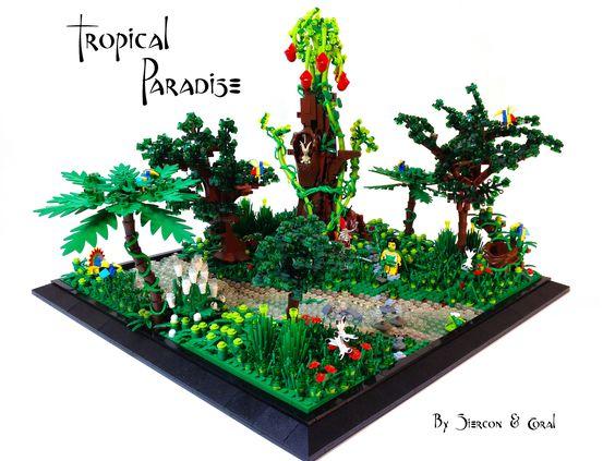 https://flic.kr/p/e6wSKK | Tropical Paridise |