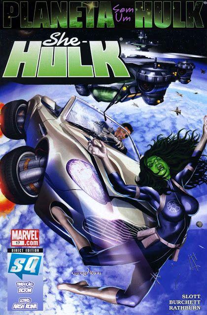 SAM-COMICS: Planeta Hulk V1 - 26 de 27 - Mulher-Hulk 17