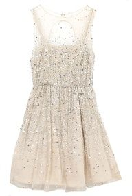@Jill Meyers Meyers Piermattei - way early, but this would be a cute rehearsal dinner dress! Pretty Perfection  Alice + Olivia sparkles