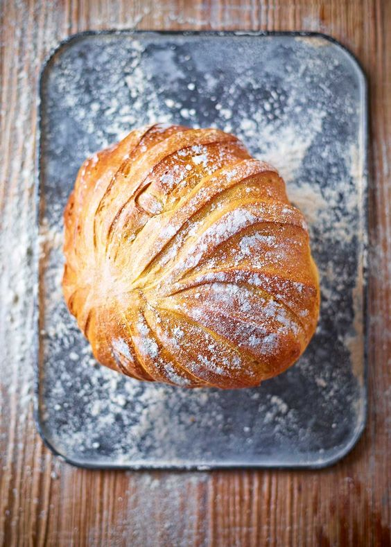 Master the dough for this white bread loaf recipe and you can then go on to experiment with lots of different flavours and techniques.