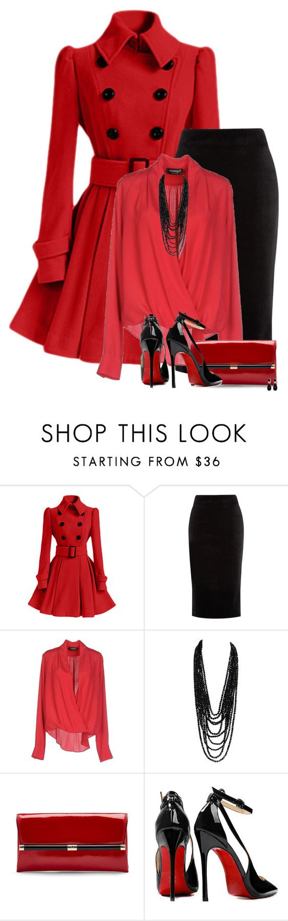 """""""Untitled #4805"""" by barbarapoole ❤ liked on Polyvore featuring Warehouse, A'biddikkia, Diane Von Furstenberg, Posh Girl, women's clothing, women, female, woman, misses and juniors"""