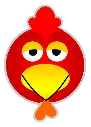 ... the Little Red Hen | Sonia Sarpa | Pinterest | Printable Masks, Tea