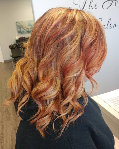 19 Best Red And Blonde Hair Color Ideas Of 2020 Red Blonde Hair Blonde Hair Color Red Ombre Hair