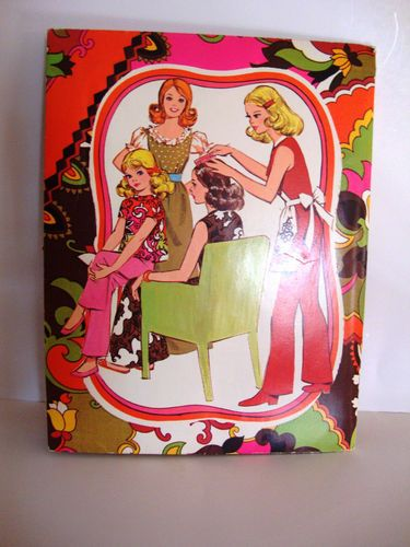 Mod Barbie 1973 Quick Curl Barbie and her Paper Doll Friends Whitman | eBay