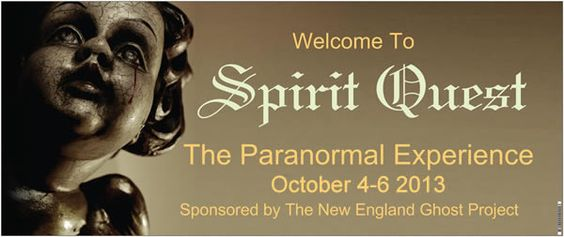 New England Ghost Project