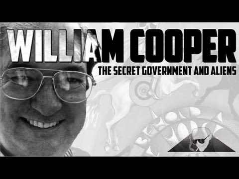 William Cooper - The Secret Government & The Alien Agenda - Behold a Pale Horse Lecture - Remastered - YouTube