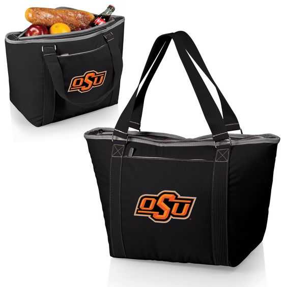 Oklahoma State Cowboys Insulated Tote Bag / Beach Bag - Topanga by Picnic Time