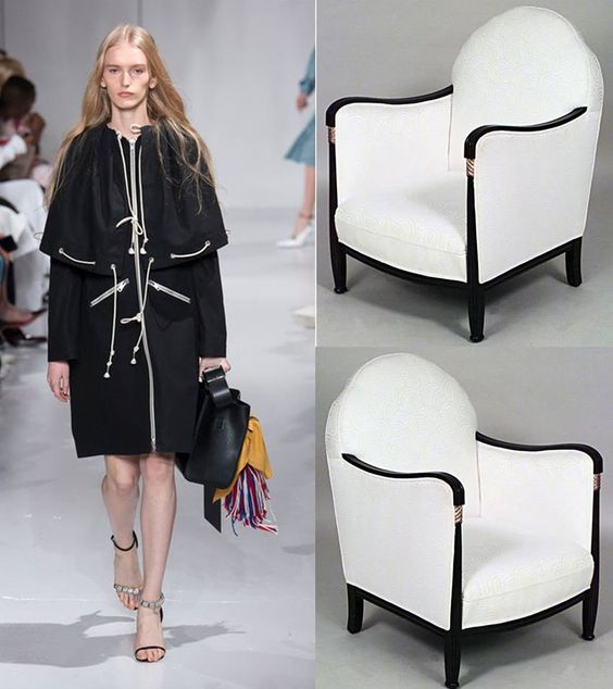 FASHION Month Kicks-Off: How Design Helps Shape The Latest Collections - Hadley Court - Interior Design Blog