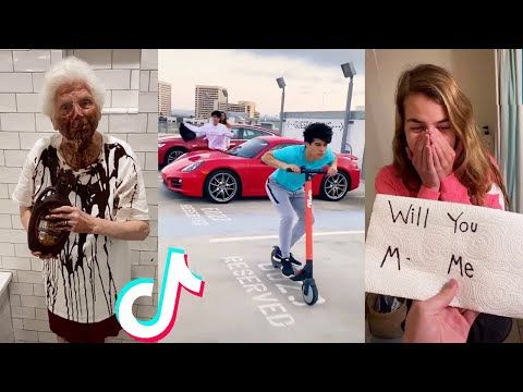 Funny Tik Tok March 2020 Part 2 New Clean Tiktok Youtube Videos Funny Funny Clean Humor