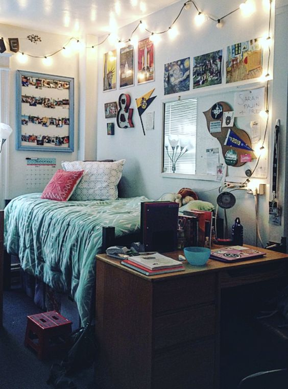 Fuck Yeah, Cool Dorm Rooms — The George Washington University, Madison Hall