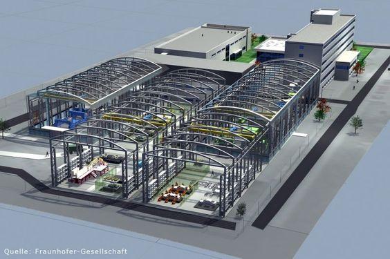 Volkswagen - Die Fabrik der Zukunft