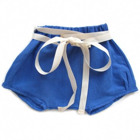 short bloomers (blue)