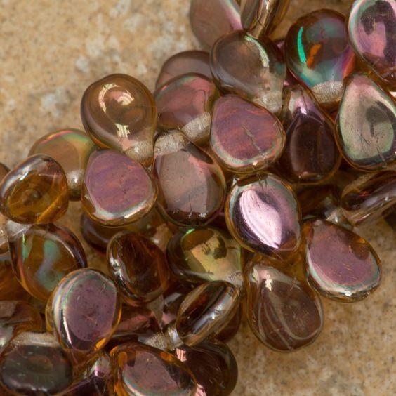 65 Preciosa Pip Crystal Venus Beads (00030VEN)