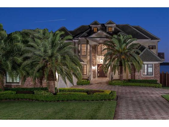 Orlando Lakefront Property For Sale orlandorealestate... #orlandohomes #orlandorealestate #realtor