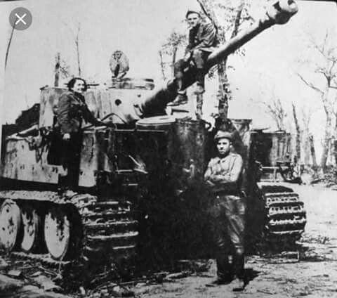 Tiger 1 Berlin 1945 Tank War Tank Army Tanks