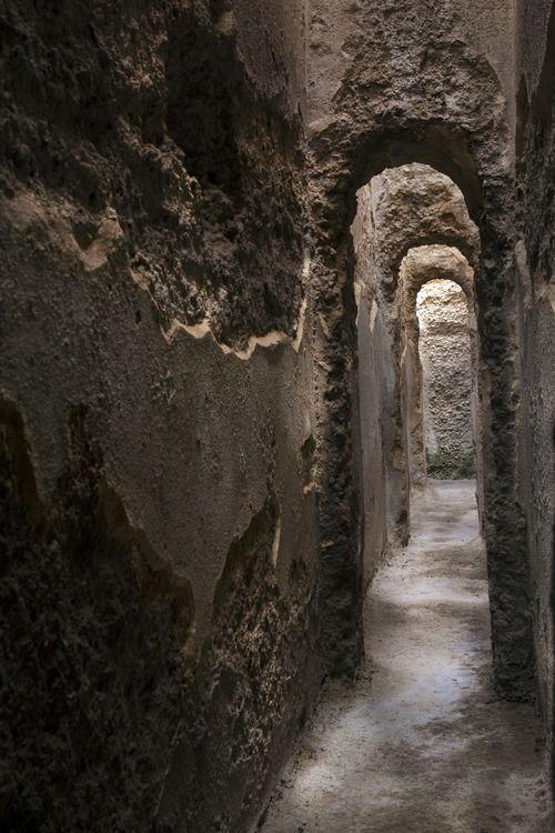 Cisternas Romanas de Monturque - cordobaturismo.es