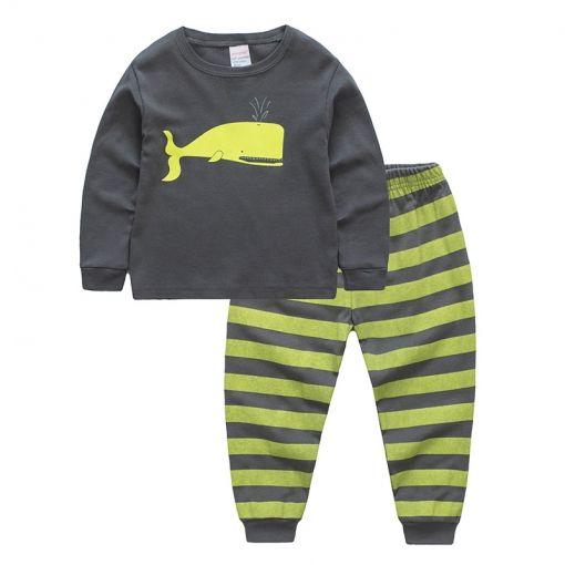 Whale Birthday Whale Pajamas Personalized Birthday Shirt Whale Applique Whale Birthday PJs Personalized Whale Kids Pajamas