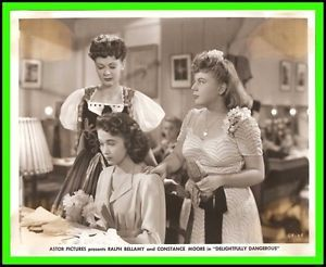 Jane Powell, Ruth Tobey & Constance Moore