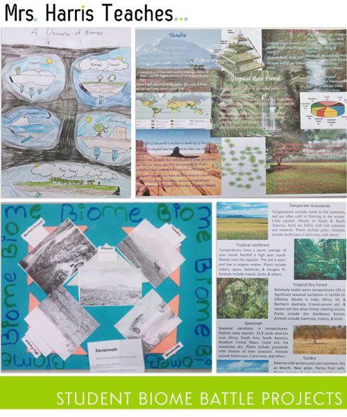 Science homework help on biomes in washington state
