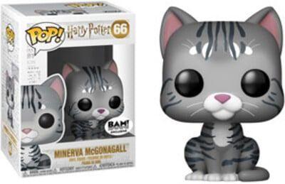 >66 Minerva McGonagall Animagus Funko Pop