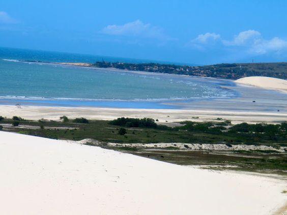 Jericoacoara Beach - Ceará, Brazil