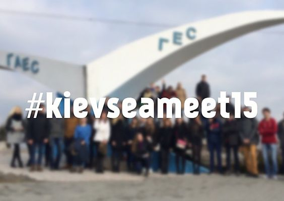 Про 1 марта и встречу инстаграммеров Киева